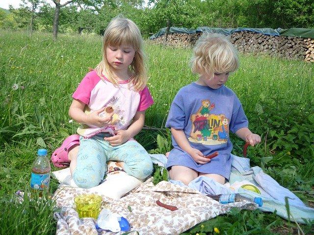 Pomysły na wycieczki dla dzieci podczas kolonii piknik